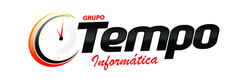 Criação de Logo para o Grupo Tempo Informática