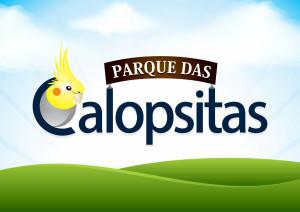 Criação de Logomarca para o Parque das Calopsitas