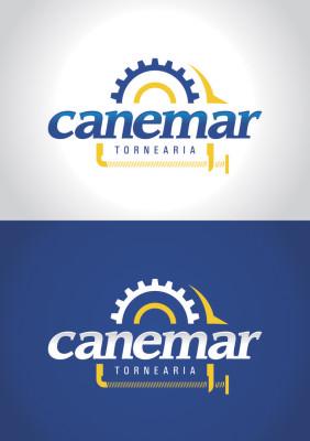 Criação de Logomarca para Tornearia Canemar