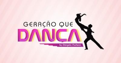 Criação da Logo para o Projeto Geração que Dança